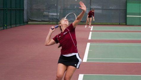 Jessica Podlofsky breaks UMass tennis singles record