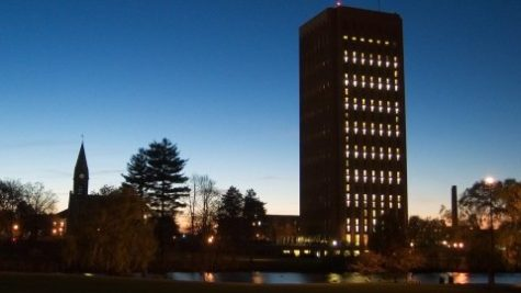 Interim director of Campus Planning gives update on master plan and campus development at UMass