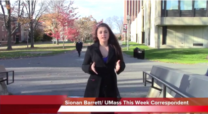 Video: Sexual assault protocol at UMass