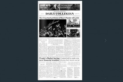 Print Edition: Dec. 2, 2013