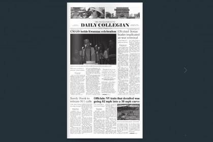 Print Edition: Dec. 3, 2013