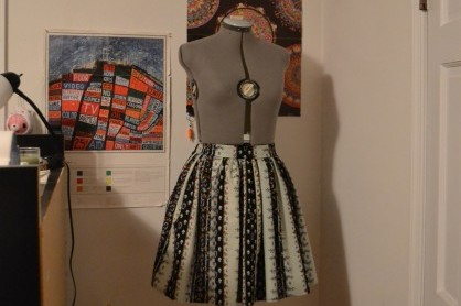 Costume design student finds Etsy success