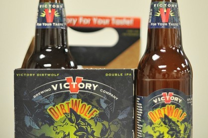 Victory DirtWolf Double IPA provides tasty experience