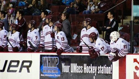 Long layoff allows UMass hockey to prepare for pivotal stretch run