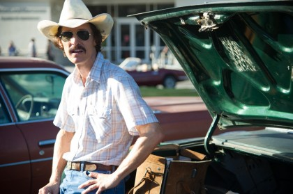 McConaughey shines in the excellent 'Dallas Buyers Club'