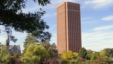 UMass search committee names two finalists for system president