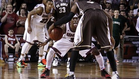 UMass basketball focusing on better starts to second half
