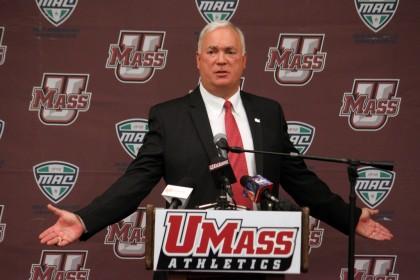 Canelas: Whipple's respect for tradition made him UMass' choice
