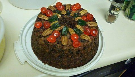 Frailty, thy name is fruitcake