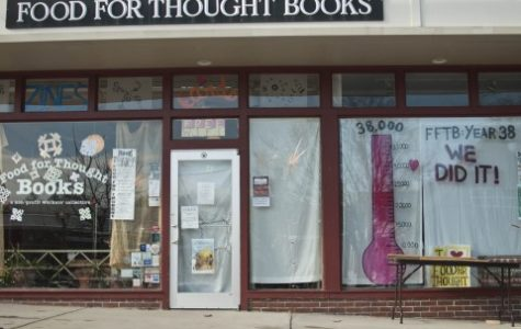 Food for Thought Books welcomes another year of business