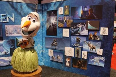 'Frozen' a welcome return to form