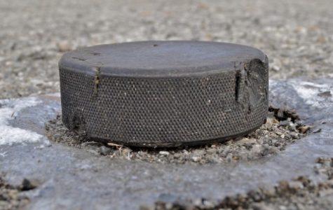 UMass club hockey splits weekend games