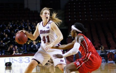 Fordham pulls away from UMass women's basketball