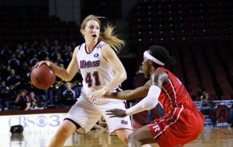 Fordham pulls away from UMass women's basketball