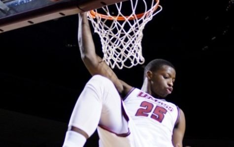 UMass finds attacking style in Fordham blowout