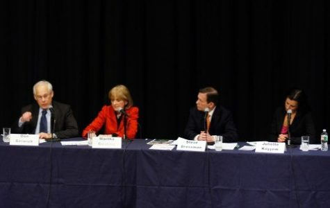 Democratic candidates for gov. partake in forum