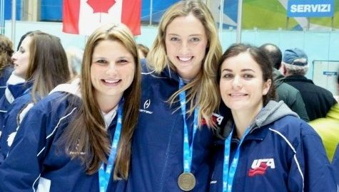 Harrington, four teammates pacing UMass after USA bronze medal