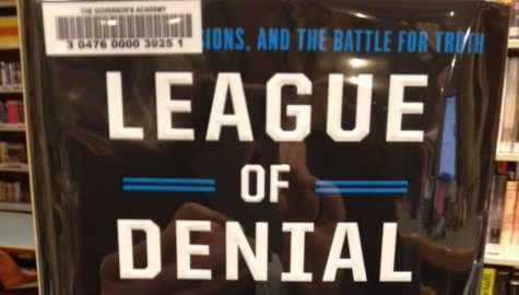 'League of Denial' co-authors to visit UMass to discuss book, NFL concussion crisis