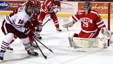 UMass hockey reverses fortunes against BU