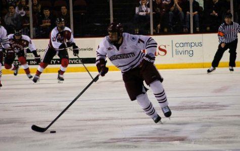 UMass hockey to close out season against Providence