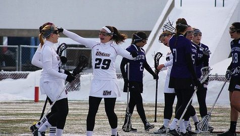 UMass women's lacrosse remains undefeated