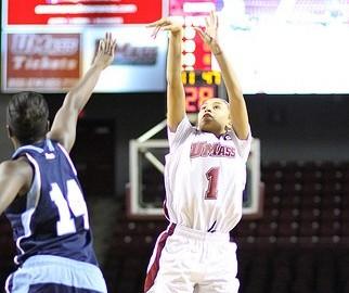 UMass women's basketball looks to build momentum against Saint Joseph's