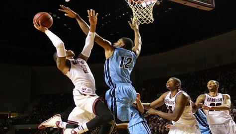 UMass basketball edges URI in free-throw shooting battle, 70-67