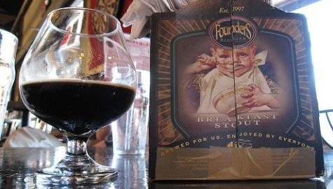 Founder's Breakfast Stout: Don't drink this for breakfast