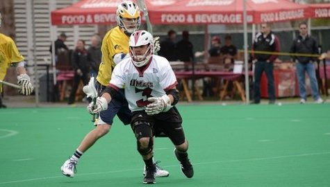 Freshmen power UMass men's lacrosse to season opening win at Army