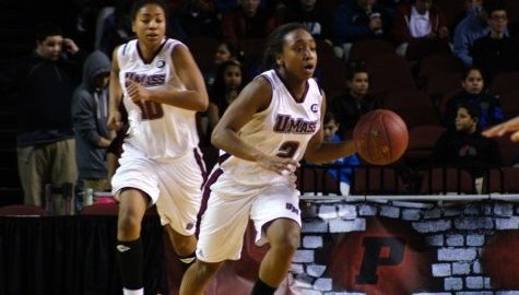 UMass women's basketball prepares to take on Rhode Island