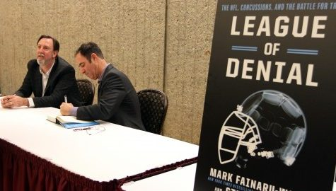 'League of Denial' authors discuss book, documentary at UMass