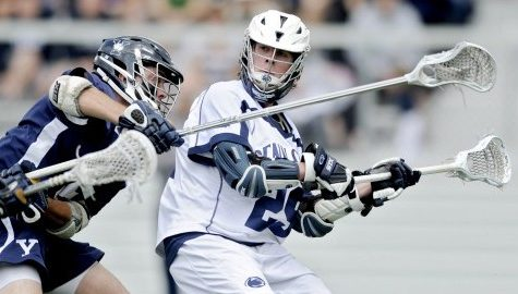 CAA men's lacrosse squads Drexel and Penn State dropped close nonleague games over the weekend