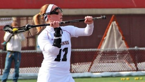 No. 11 UMass women's lacrosse hosts Holy Cross in home opener