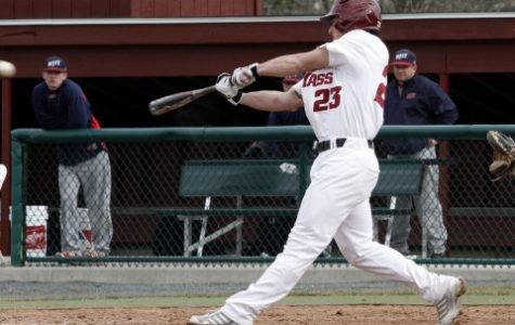 UMass baseball swept by Army to open the season