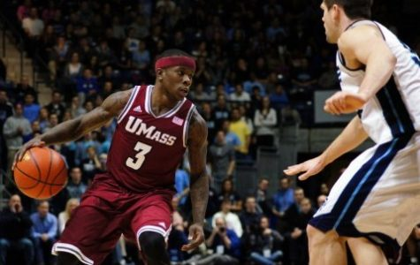 Chaz Williams leads another UMass comeback