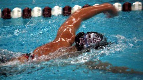 UMass swimming earns runner-up in Atlantic 10 Championships