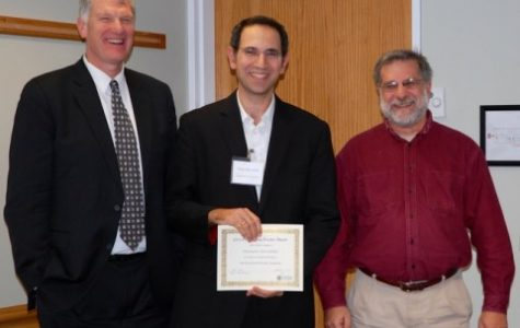 UMass mathematician receives two international prizes