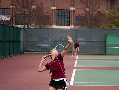 UMass women's tennis team sweeps matches over weekend