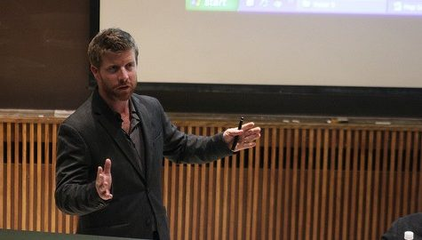 Director of Sderot Media Center visits UMass