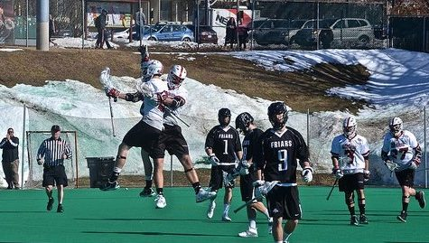 Grant Whiteway's seven goals propel UMass men's lacrosse over Providence