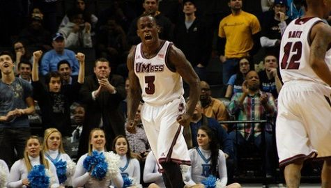 UMass men's basketball escapes with win over Rhode Island to advance to A-10 quarterfinals