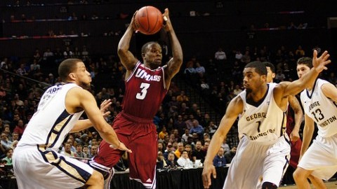 UMass goes cold as it falls to George Washington in the A-10 quarterfinals