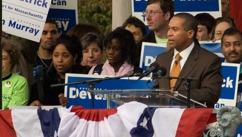 Gov. Deval Patrick chosen as undergraduate commencement speaker