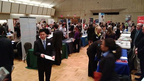 UMass Hospitality and Tourism Management hosts 40th annual Career Day