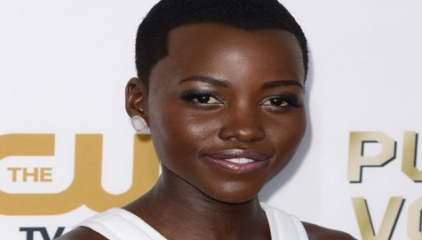 Lupita Nyong'o makes a lasting impression on this season's red carpet