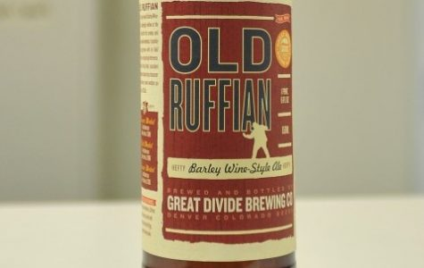 Great Divide Old Ruffian just the right amount of rowdy