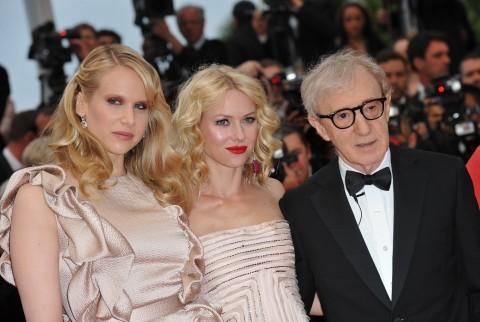 On Woody Allen