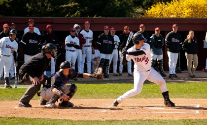 UMass baseball swept by Richmond in road trip