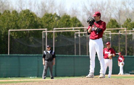 UMass baseball swept by Maryland
