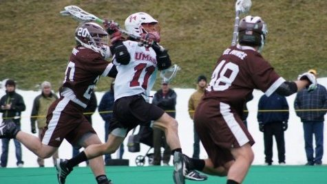Joe Calvello's consistency on face-offs a difference maker for UMass men's lacrosse